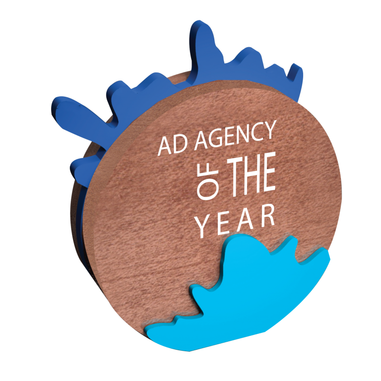 Ad agency of the year award 239364Z